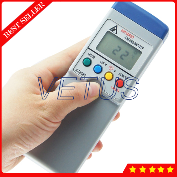 цена на AZ8886 Infrared thermometer china manufacturer