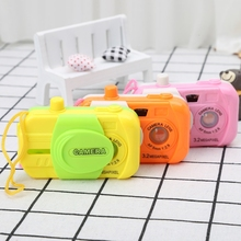 цена на OOTDTY Toys Projection Digital Camera Toy Educational Toy Simulation Play Toys Gift For Kids