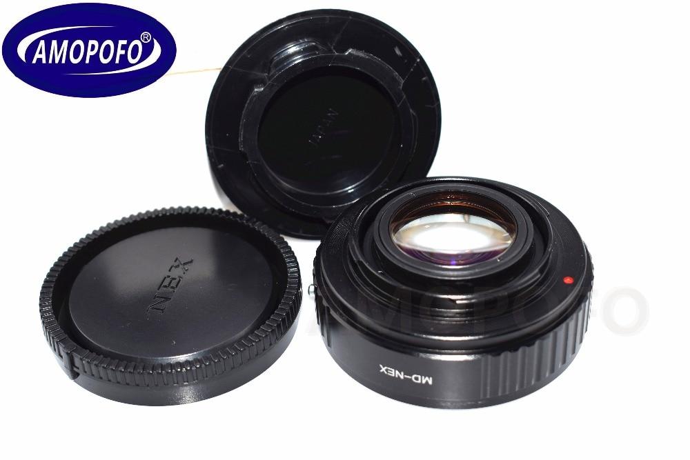 Sony NEX E A6000 A5000 üçün Minolta MD montaj obyektivi üçün - Kamera və foto - Fotoqrafiya 2