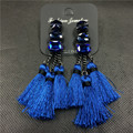 Ms tassel earrings Europe and exaggerated fashion jewelry alloy accessories 019