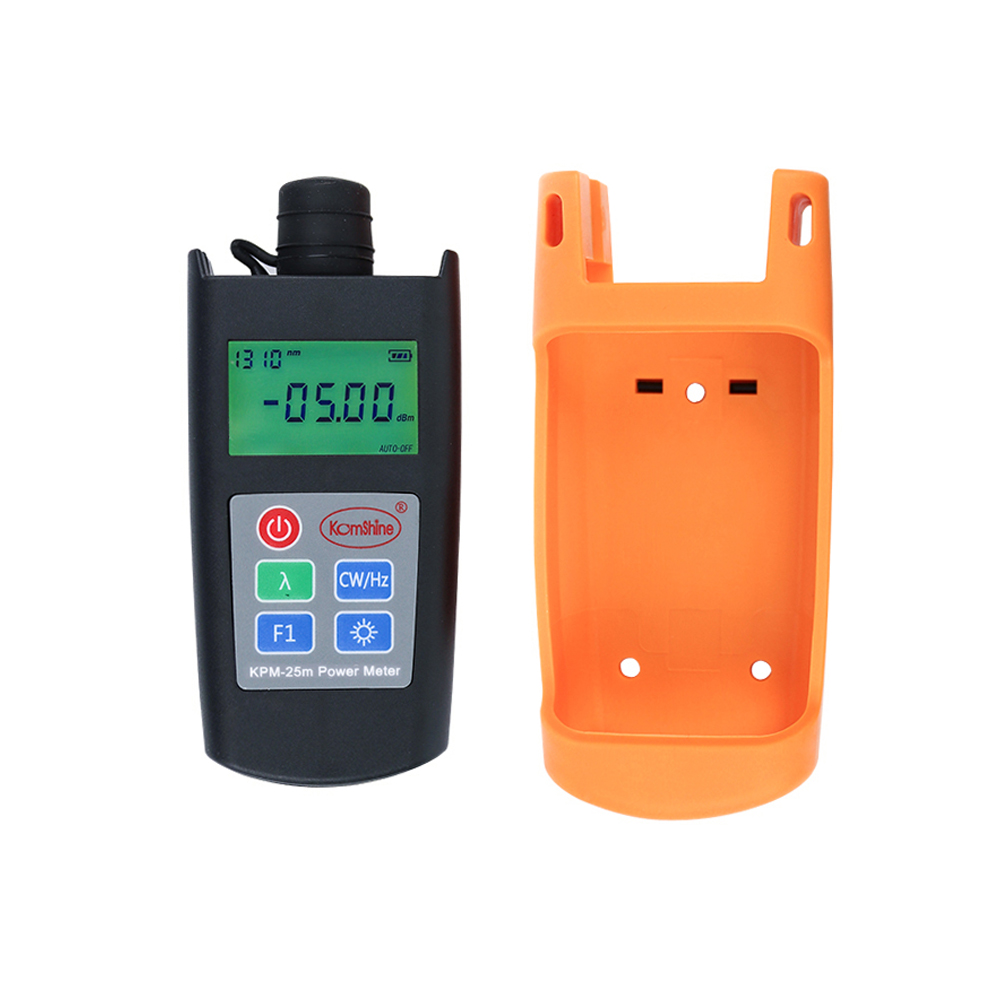 Image 4 - KomShine KPM 25 OPM optical power meter  with SC/UPC connector-in Fiber Optic Equipments from Cellphones & Telecommunications