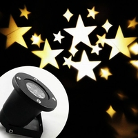 Outdoor Laser Christmas Lights Projectors Waterproof Star Light Projector Lamp For Garden House Yard Patio Landscape