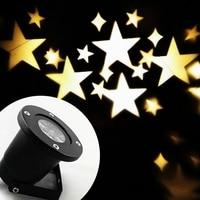 Outdoor Laser Christmas Lights Projectors Waterproof Star Light Projector Lamp For Garden House Yard Patio Landscape