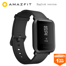 English Version Smart Watch Xiaomi Huami Amazfit Bip GPS Gloness Smartwatch Smart-watch Watchs 45 Days Standby for Phone MI8 IOS