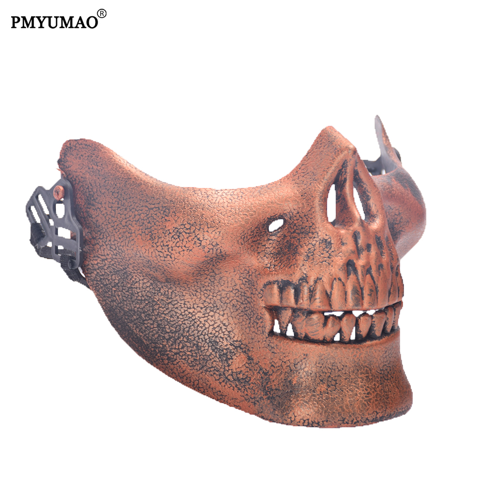 Online Buy Wholesale skull ghost mask from China skull ghost mask ...