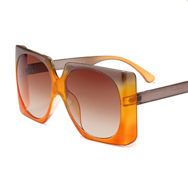 bc224ddb3a ... 2019 Designer Luxury Vintage Square Sunglasses ...