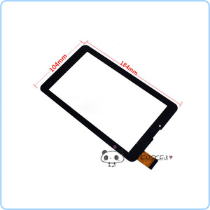 """New 7"""" Tablet For Dexp Ursus S470 Touch screen digitizer panel replacement glass Sensor(China)"""