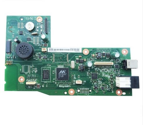 USED-95% CE408-60001 Logic Main Board Use For HP M1218nfs M1217nfw 1218 1217 1218nfs Formatter Board Mainboard digital signage ops box machine motherboard digital whiteboard barebone system pc ops mainboard