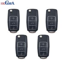 HKCYSEA 5 шт. беспроводной копировальный дубликатор дистанционного управления 315/433 МГц(лицом к лицу копировальный аппарат) гаражные двери/Автоматические ворота Ключ