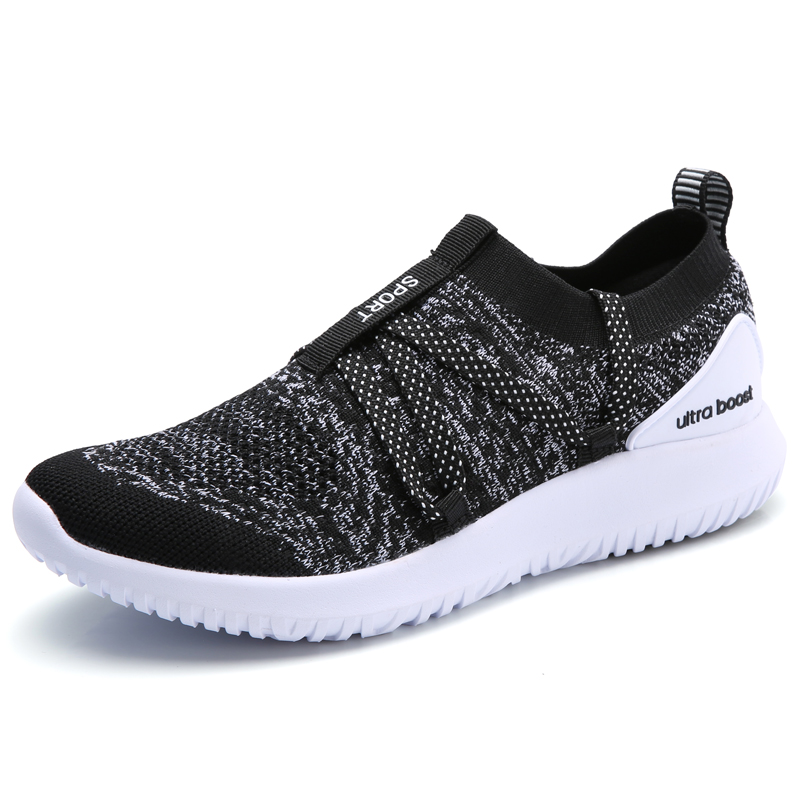 sports shoes 3357b 4ac8b Respirant Dames Slip Femmes Chaussures on Mocassins Maille Sneakers Casual  Noir gris Léger Appartements qZZUXwY
