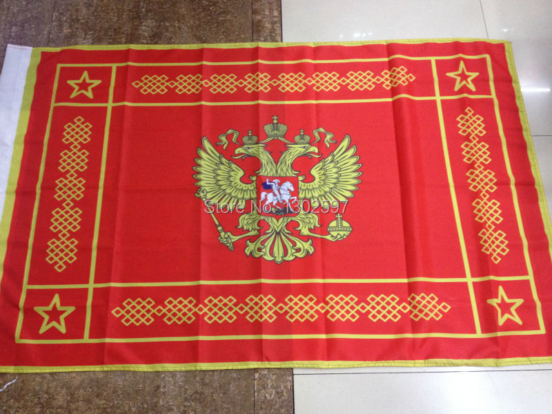 shipping 3ft x 5ft Russian army flag Armed Forces of the Russian Federation flag Banner 150x90cm