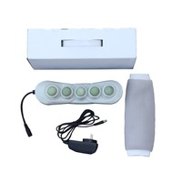POP RELAX health 5 balls Natural Jade products portable heater projector PR P05 Far infrared Heating Therapy Relax Massage