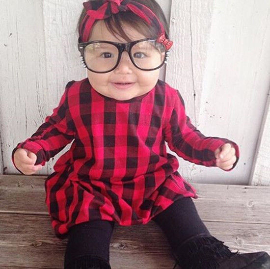 Fashion-Casual-Baby-Kids-Girls-Child-Dress-Checked-Long-Sleeve-Plaid-Party-Princess-Formal-Dresses-1-6Y-4