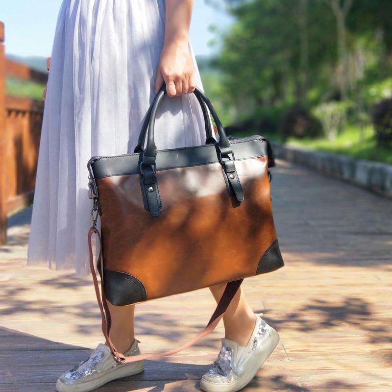 Unique Design Vintage Women Bag Multifunction 14