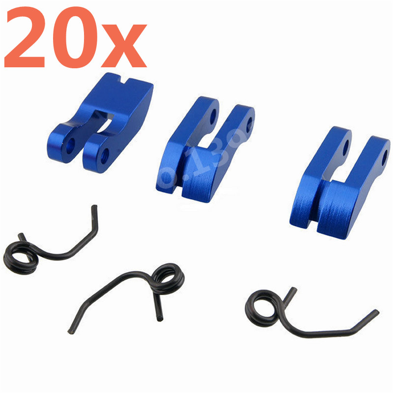 Wholesale 20set lot HSP 081008 81202 Alloy Shoe Clutch Spring Upgrade Parts RC Model Car For