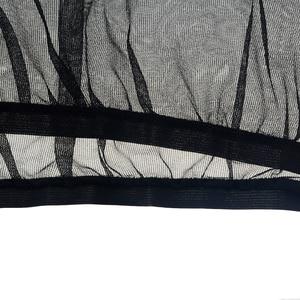 Image 4 - 2Pcs/lot Car Styling Car Sun Shade Window Cover Sunshade Curtain UV Protection Shield Visor Mesh Dust