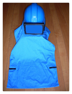 Image 1 - ทราย cape, ทรายไหล่ชุด (ไม่รวมหมวกนิรภัย)