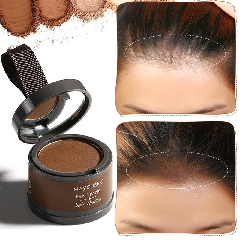 DSstyles Makeup Concealer Magic Powder Fluffy Fine Hair Line Shadow Root Cover Up Instant Body Concealer Cosmetics