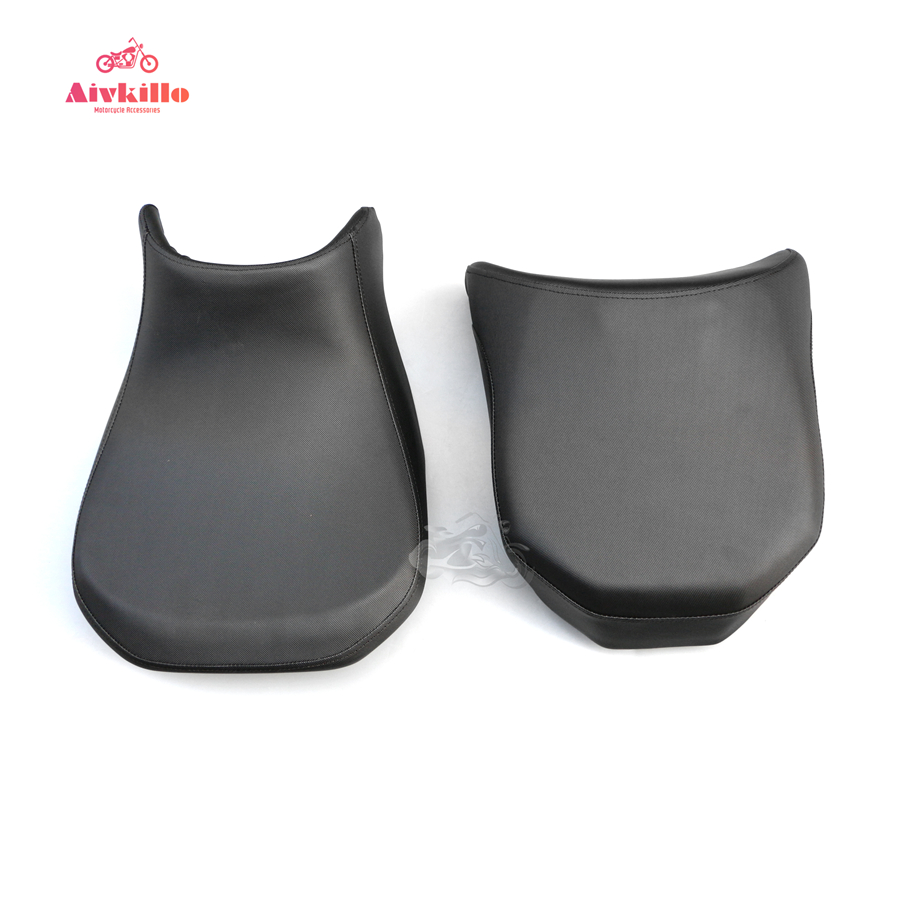 Motorcyclist Front Rear Seat Pillion Cushion Fit For Motorcycle R1200GS R1200 GS Adventure 2013-2018 14 15 16 17