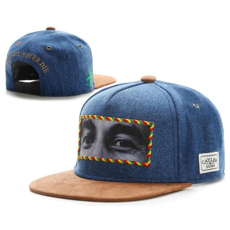 Legends Never Die Snapback hats for men women summer style Cotton LA ... 7620f0e296c