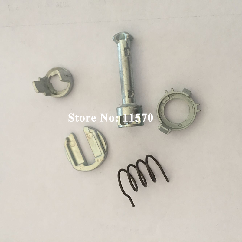 1 sets factory wholesale front left right door lock cylinder barrel repair kit replacement parts for