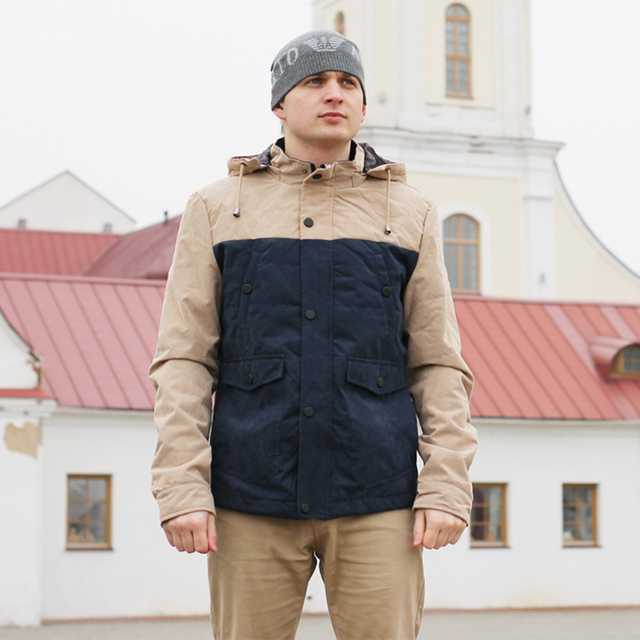 Mens Jackets And Coats Autumn Winter Jacket Hooded Young Male Jacket Spring Outwear Clothings Jacket Men Hood chaquetas hombre