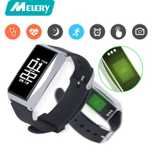 Coronary heart Price Monitor Health Sensible Band Blood Stress Detection Sensible Bracelet Sport Waterproof BL86 Bluetooth Wristband