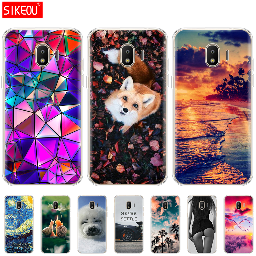 Phone Case For <font><b>Samsung</b></font> <font><b>J2</b></font> <font><b>2018</b></font> Case TPU Slicone Fashion Back Cover For <font><b>Samsung</b></font> <font><b>Galaxy</b></font> <font><b>J2</b></font> <font><b>2018</b></font> <font><b>SM</b></font>-<font><b>J250F</b></font> Case New Design image