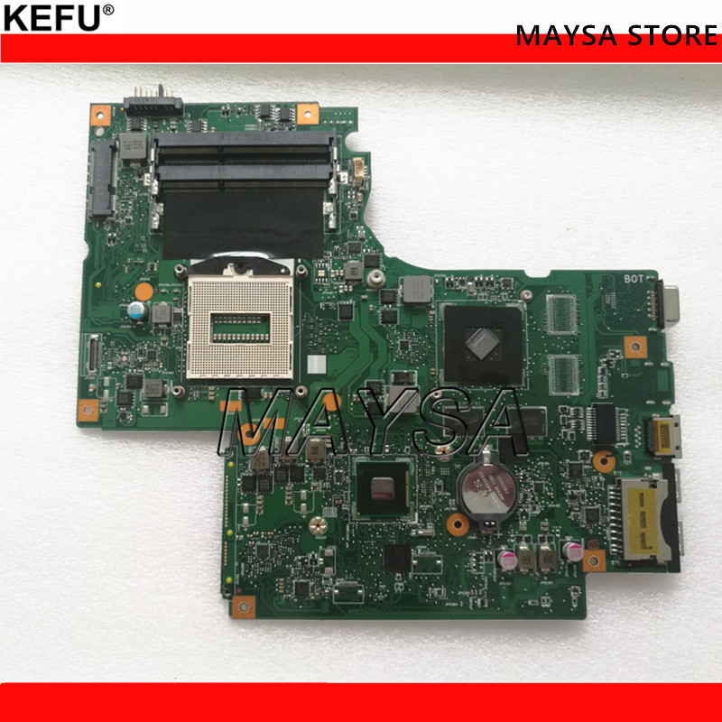 DUMBO2 REV2.1 FOR Lenovo Ideapad Z710 Laptop Motherboard SR16D HM86 PGA947 DDR3 100% Fully Tested Quality