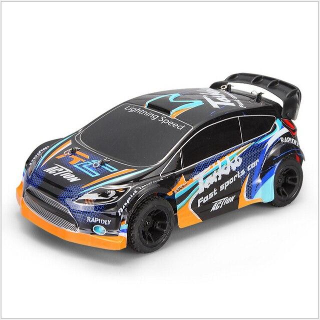 Wltoys A242 1:24 2.4 г электрический щеткой 4WD RC раллийный автомобиль ртр