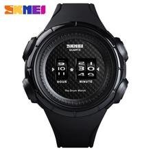 Watches SKMEI Fashion Outdoor Sport Watch Men Quartz Wristwatches 50M Waterproof Digital Display Men Watches Relogio Masculino