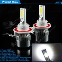 C6 C0B H13 Car Auto Vechile LED Headlight Kit H4 9004 9007 Fog Lamp Light Headlamp