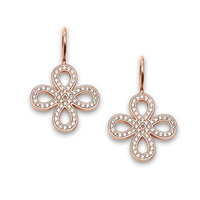 Free Shipping High Quality For Women Ts Earring H1811 416 14 Glam And Soul Imitation Diamond