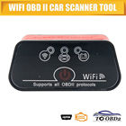 Car Diagnostic-tool OBD2 Scanner Bluetooth 4.0/WIFI Car Diagnostic Tool ELM327 V2.1 iCar Pro Scanner For Android/IOS