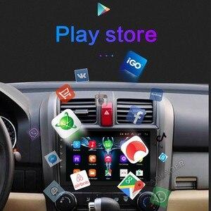 """Image 3 - Araba radyo multimedya oynatıcı 2 din 9 """"Android 8.1 otomobil radyosu navigasyon Honda CRV CR V 2006 2011 stereo wifi navi gps"""