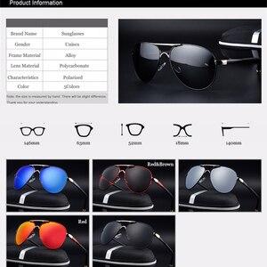 Image 5 - SAYLAYO HD spolaryzowane okulary mężczyźni w stylu Vintage nowy mężczyzna fajne okulary jazdy okulary odcienie UV400 dla kobiet