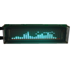 Image 3 - AK2515 VFD, espectro de Audio de música, indicador de 15 niveles, pantalla de Medidor de VU para amplificador