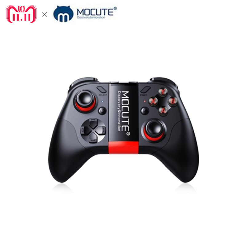 Mocute 054 Bluetooth Gamepad Mobile Joypad Android Joystick Drahtlose VR Controller Smartphone Tablet PC Telefon Smart TV Spiel Pad