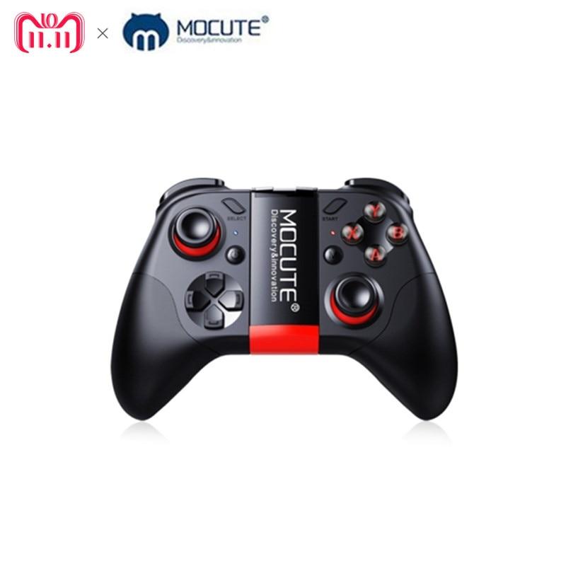 Mocute 054 Bluetooth Gamepad móvil Joypad Android Joystick inalámbrico VR controlador Smartphone tableta PC teléfono inteligente TV juego Pad