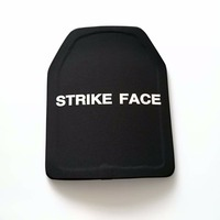 10 X 12 Ballistic Plate PE NIJ IIIA 3A Stand Alone Bullet Proof Panel Backpack Ultra