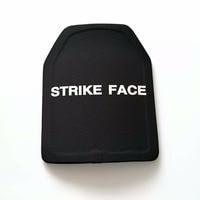 10 X 12 Ballistic Plate PE NIJ IIIA 3A Stand Alone Bullet Proof Panel Backpack Ultra
