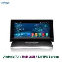 Aoluoya IPS RAM 2GB Android 7.1 Car DVD Player For VW Volkswagen Touareg 2011 2012 2013 2014 2015 2016 Radio GPS Navigation WIFI