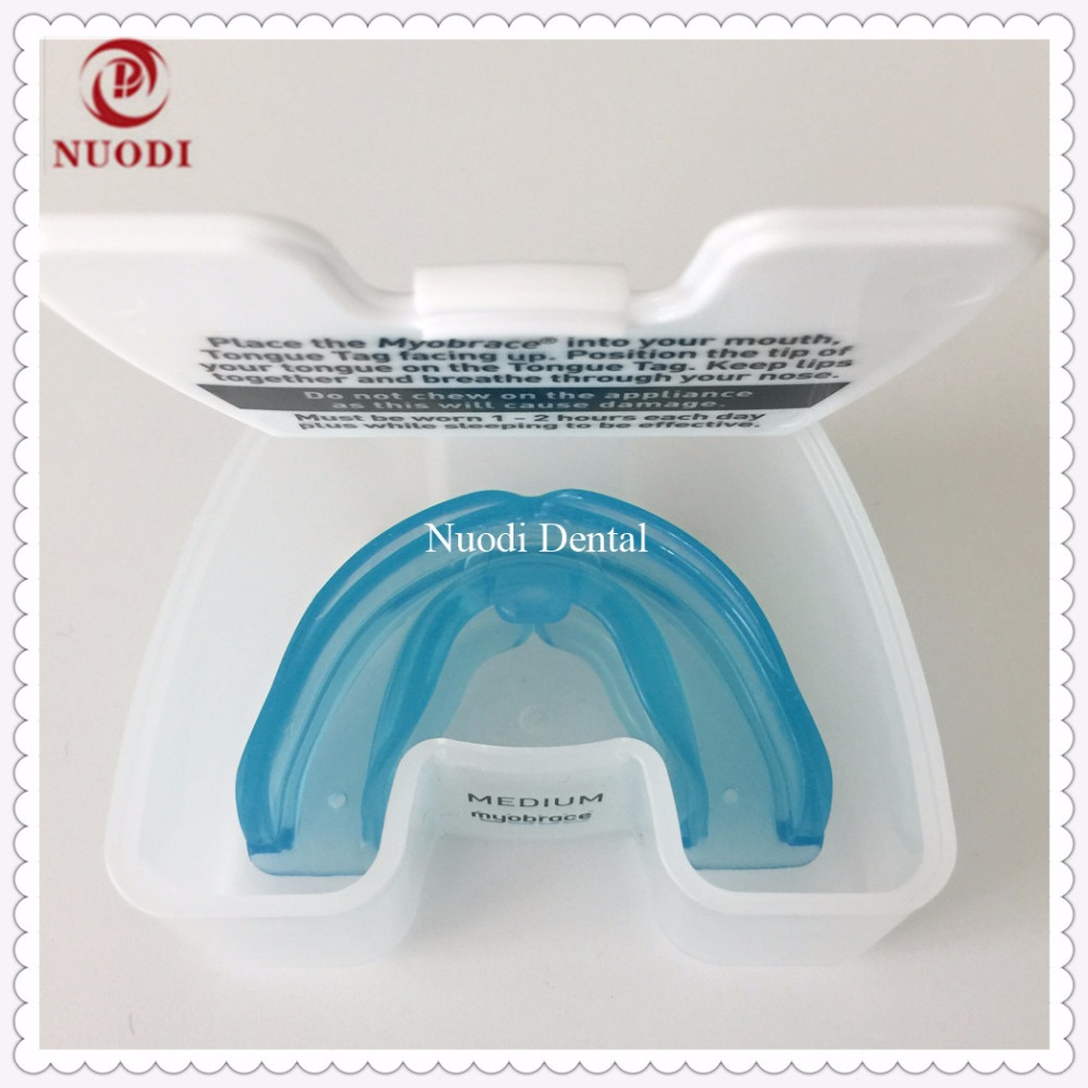 MRC Children Orthodontic Appliance K1 Teeth Trainer for ages 5-10/class II malocclusion Orthodontic brace K1 Deep bite