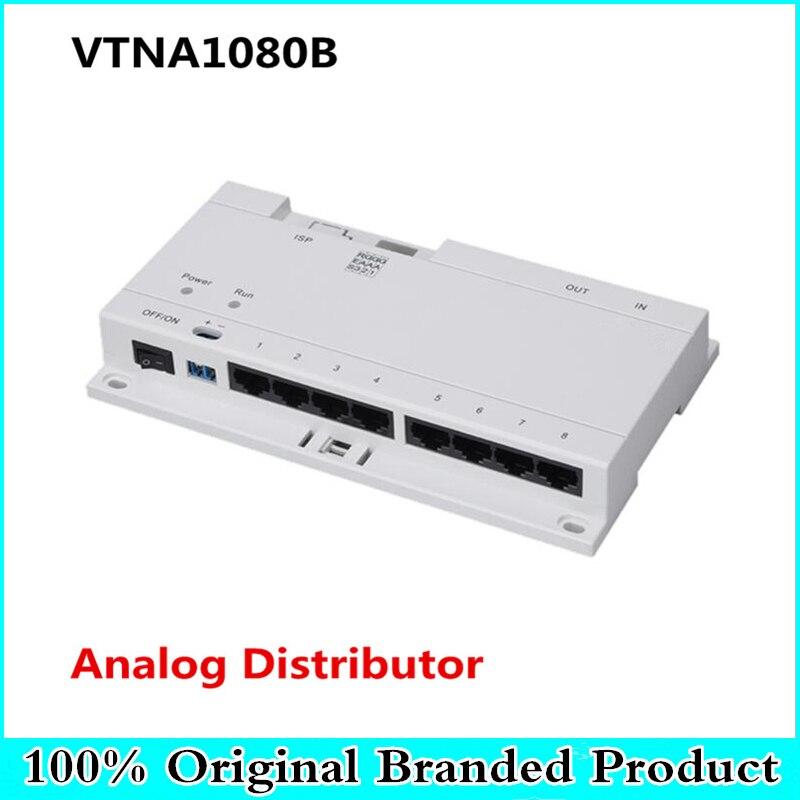 DH оригинальный Система контроля доступа 8-CH блока сетчатый дистрибьютор аналоговый товары без логотипа VTNA1080B Бесплатная доставка
