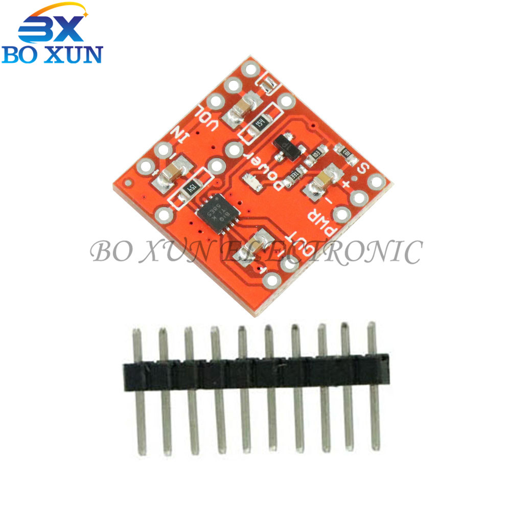 TPA2005D1 Audio Amplifier Mono Power Amp Breakout 2.5V to 5.5V Development Board