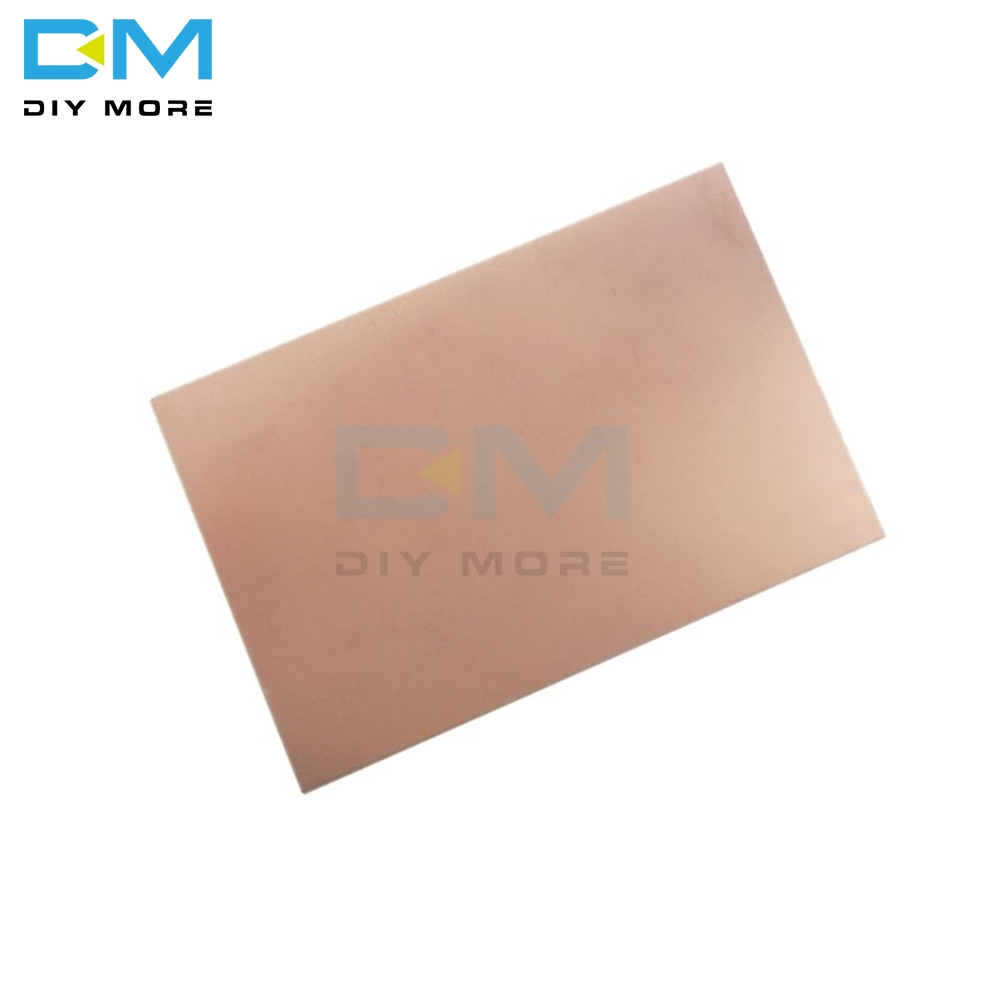 5pcs Double Side 75x100x1.5mm FR4 Copper Clad Laminate Sheet Circuit PCB 10X7.5cm