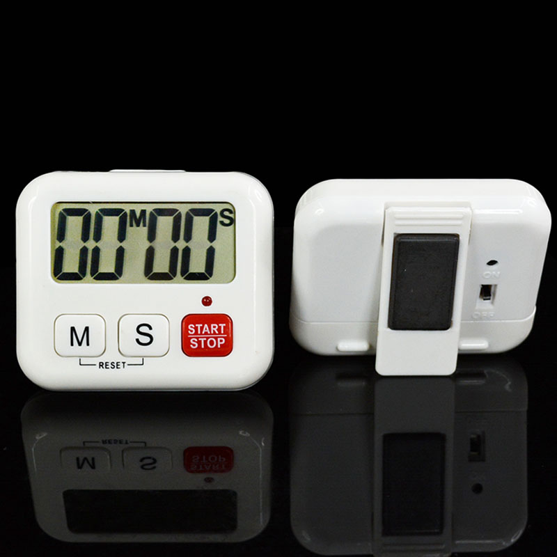 Kitchen Clock Timer Cooking 99 Minute Digital LCD Sport Countdown  Calculator CS 029 In Kitchen Timers From Home U0026 Garden On Aliexpress.com |  Alibaba Group