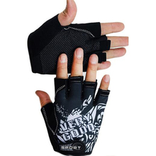 Men Running Gloves Sport Half Finger For Gym Road Mtb Cycling Fitness Weight Lifting Training L XL Size