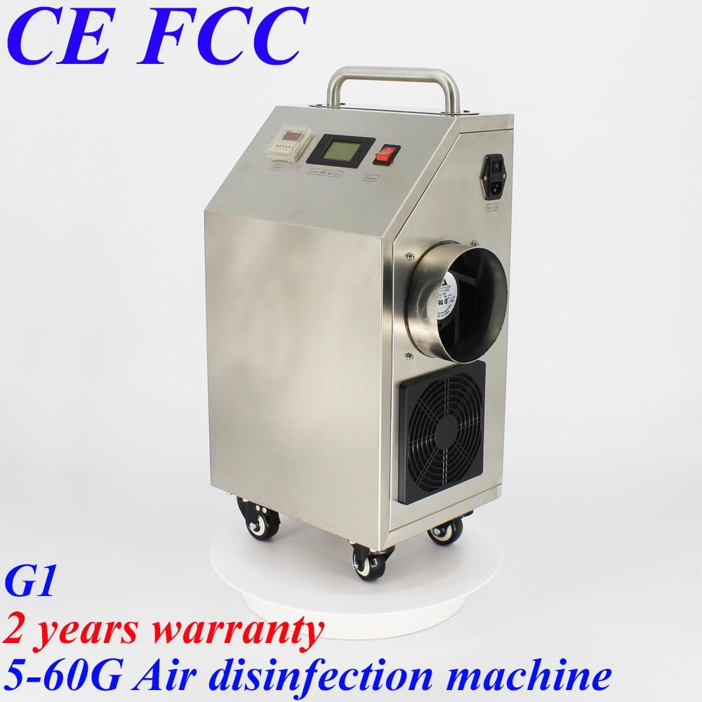 Pinuslongaeva G1 5 10 15 20 30 45 60 Гц/ч 60 граммов машина для дезинфекции озона из нержавеющей стали