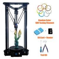 Sinis Delta 3D Printer Large Print Size 180*320MM 3d Printer Pulley Version Linear Guide Kossel Large Print Size Smart leveling